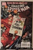Dark Reign: The List - Amazing Spider-Man #1 (Jan 2010, Marvel) - $4.95