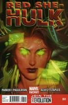 Red She-Hulk #61 FN; Marvel | save on shipping - details inside - $1.50