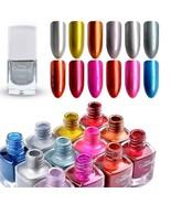 ArtLalic® Misscheering 1 Bottle 7ml High Quality Mirror Metallic Nails P... - $4.86