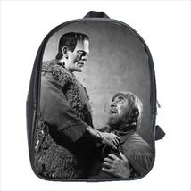 School bag 3 sizes son of frankenstein halloween - $39.00+