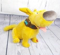 "Disney Pixar Up Dug Dog Talking Golden Retriever Plush Stuffed Toy Doll 13"" - $34.64"