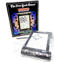 """The New York Times """"Crossword Companion Roll-A-Puzzle"""" Crossword Puzzle Box - $6.00"""