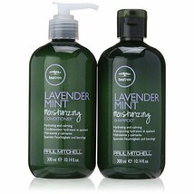 Paul Mitchell Tea Tree Lavender Mint Shampoo & Conditioner 10.4 Oz 1Day ... - $31.19