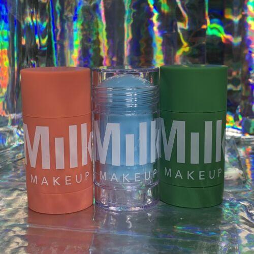 NWOB Milk Makeup Trio Watermelon Serum Cooling Water Hydration Mask FULL SIZE!