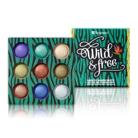 Bh cosmetics wild baked eyeshadow palette   wild and free1