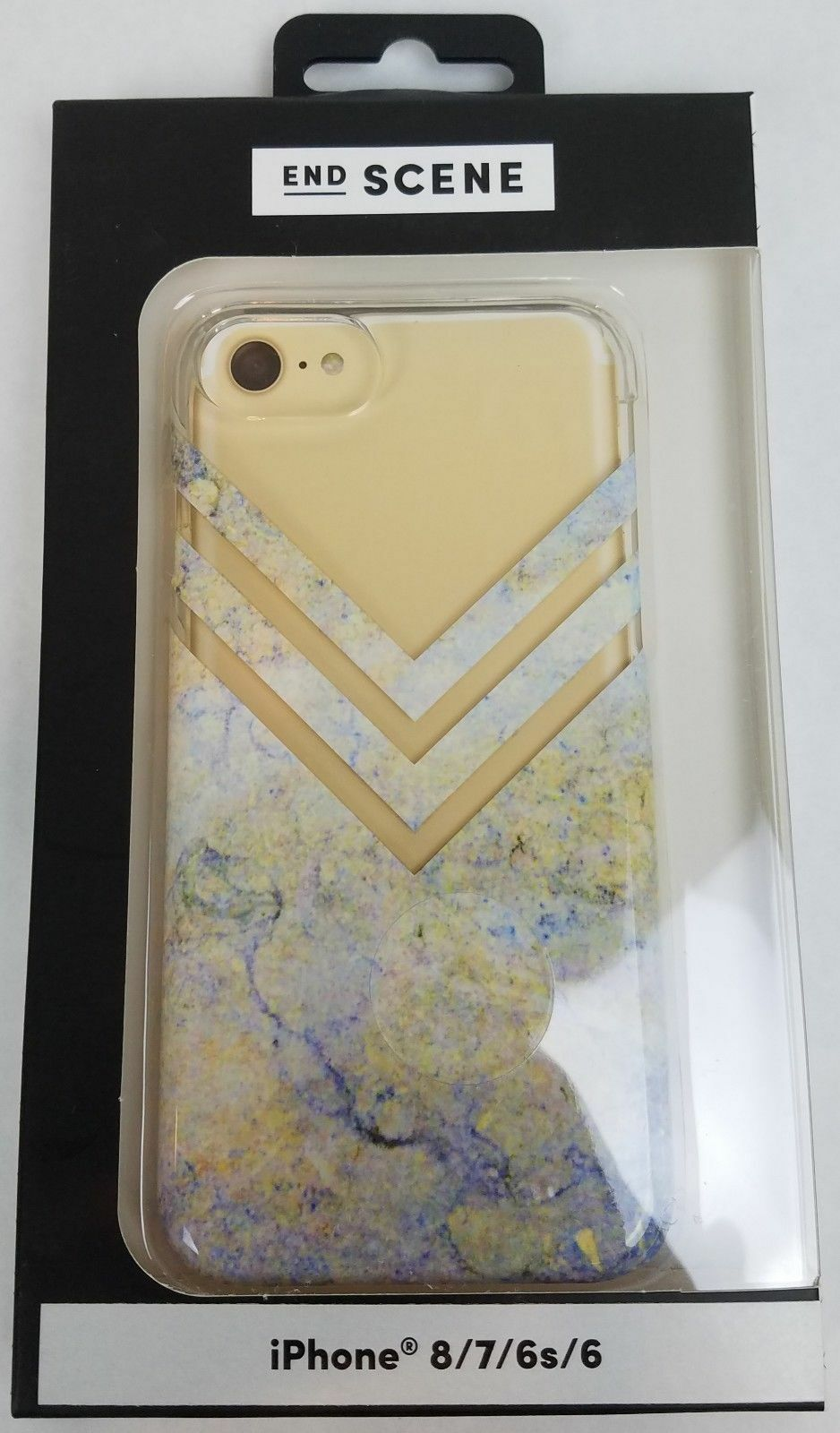 Primary image for End Scene iPhone 8/7/6s/6 Case - Marble Pastel new