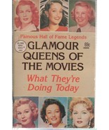 Globe Mini Mag 550 Glamour Queens of Movies and what they doing today 1983 - $2.50