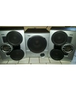 RCA RS2656-Audio System Speakers-Subwoofer & Woofers-400W-6/8 Ohms-Home-... - $118.79