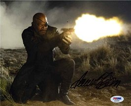 "Samuel L Jackson ""Avengers"" Signed 8x10 Photo Certified Authentic PSA/DNA COA - $395.99"