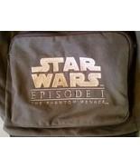Star Wars Episode 1: The Phantom Menace Backpack- Scarce - $32.41