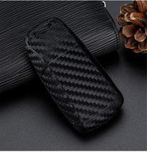 M.JVisun Soft Silicone Rubber Carbon Fiber Texture Cover Protector for Audi, Car image 8