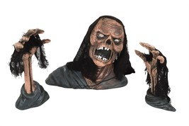 Zombie Ground Breaker (3pcs), Halloween Party Accessory Prop/Room Decora... - $27.18