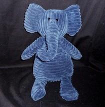 """16"""" Jellycat Cordy Pana Azul Marino Elefante Peluche Juguete de Felpa Suave - $30.73"""