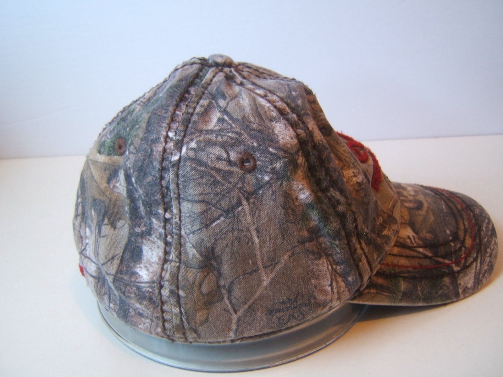 Realtree Xtra Camo Hat L/XL Stretch Fit Camouflage Baseball Cap