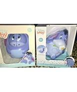 Disney Baby Eeyore Set of Toy Tumbler And Bath Squirter - $15.00