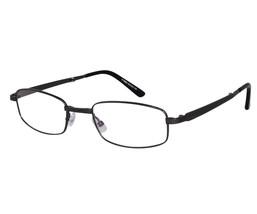EBE Bifocal Reading Glasses Mens Womens Rectangular Full Rim Folding - $34.39
