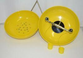 Bradley S19310 Combination Drench Shower Eye Wash Unit Plastic Bowl image 3