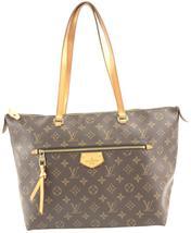 #31165 Louis Vuitton Iena Mm Zip Zipper Top Tote Work Everyday Shoulder Bag - $1,350.00