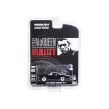 1968 Dodge Charger R/T Bullitt Steve McQueen (1968) 1/64 Diecast Model Car by Gr - $12.56
