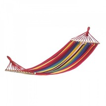 Bahama Red Stripes Single Hammock - $28.49