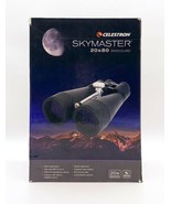 Celestron SkyMaster 20x80 BaK-4 Porro Prism Binoculars - 20x Magnification - $135.96