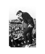 Elvis Presley Live Wall Poster Art 24x36 Free Shipping - $14.50