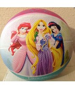 Franklin Sports DISNEY PRINCESS MINI SIZE Rubber Basketball New - Toddle... - $10.94
