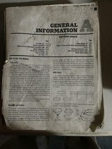 1979 AMC Pacer Spirit Amx Concord Riparazione Servizio Negozio Officina ... - $28.69