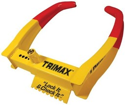 Trimax TCL65 Wheel Chock Lock - $62.28