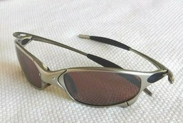 New Oakley Juliet Sunglasses Plasma Frames w Polarized VR28 Black iridiu... - $390.01