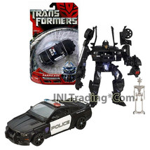 Hasbro Transformers Movie Deluxe: Barricade Action Figure - $84.99