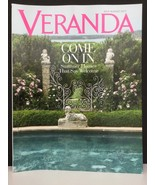 VERANDA Magazine July August 2017 Come On In Summer Homes - $5.93