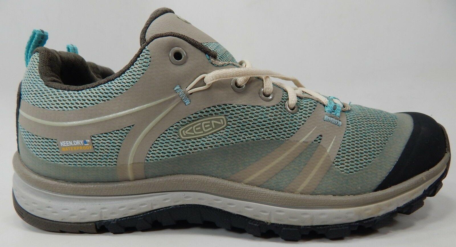 Keen Terradora Taille Us 7.5 M(B) Ue 38 Femmes Wp Chaussures de Randonnée Beige