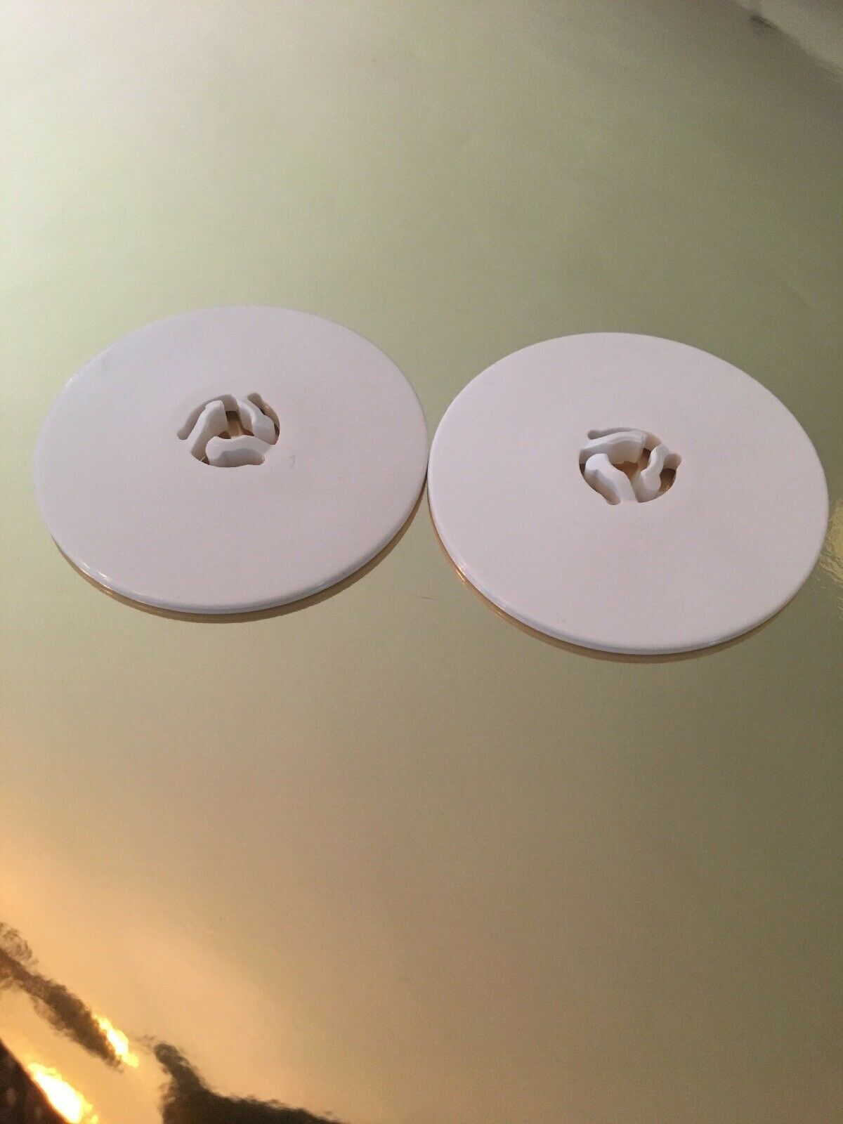 """2 Large 1-3/4"""" Spool Cap Set For Brother & Baby Lock Sewing Machines - $6.81"""