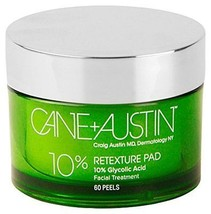 CANE + AUSTIN Retexturizing Treatment Pads, 60 Count- New & Fresh! - $60.00