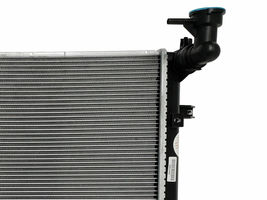 RADIATOR HY3010197 FITS 15 16 17 18 19 HYUNDAI SONATA SEDAN 2.0L TURBO/NON TURBO image 5