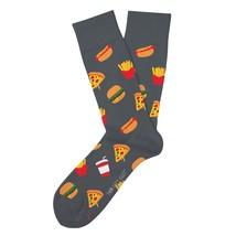 Drive Thru Fun Novelty Socks Two Left Feet Med/Large Dress SOX Casual fa... - $10.49