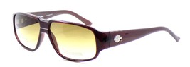 Harley Davidson HDX859 BRN Men's Sunglasses Brown 60-11-135 Brown Gradient +CASE - $42.31