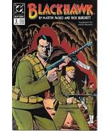 Blackhawk Comic Book #5 DC Comics 1989 NEAR MINT NEW UNUSED - $2.99
