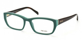 Authentic Prada Eyeglasses VPR18O TFO-1O1 Opal Green Havana RX-ABLE 52MM - $76.62