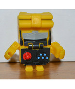 Transformers BOTBOTS OLD COOL Mini Action Figure Hasbro Arcade Video Game - $14.22