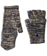 Steve Madden Women's Space Dye Convertible Magic Tailgate Glove, One Size - $17.82