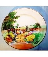 """The Reaper Porcelain Plate by Royal Doulton 8 1/2"""" Backmark Date 1930-1945  - $19.95"""