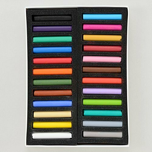 Derwent Academy soft pastel 24 color set R32920