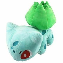 "Hot Pokemon Plush 12"" Cool Grass Bulbasaur Doll Stuffed Animals Soft Kid... - $10.66"