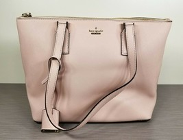 kate spade new york Cameron Street Lucie Small Tote, Dusty Peony Leather - $109.19