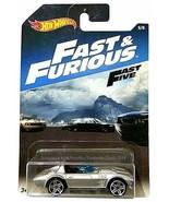Hot Wheels - Corvette Grand Sport Roadster: '17 Fast & Furious Series #5/8 - $3.50
