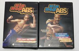 Shaun T Hip Hop Abs Fat Burning Cardio Total Body Burn DVD - $14.03
