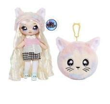 MGA Entertainment Na Na Na Surprise 2-in-1 Paula Purrfect Fashion Doll &... - $19.62