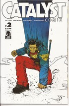 Dark Horse Catalyst Comix #2 VF/NM  - $1.95